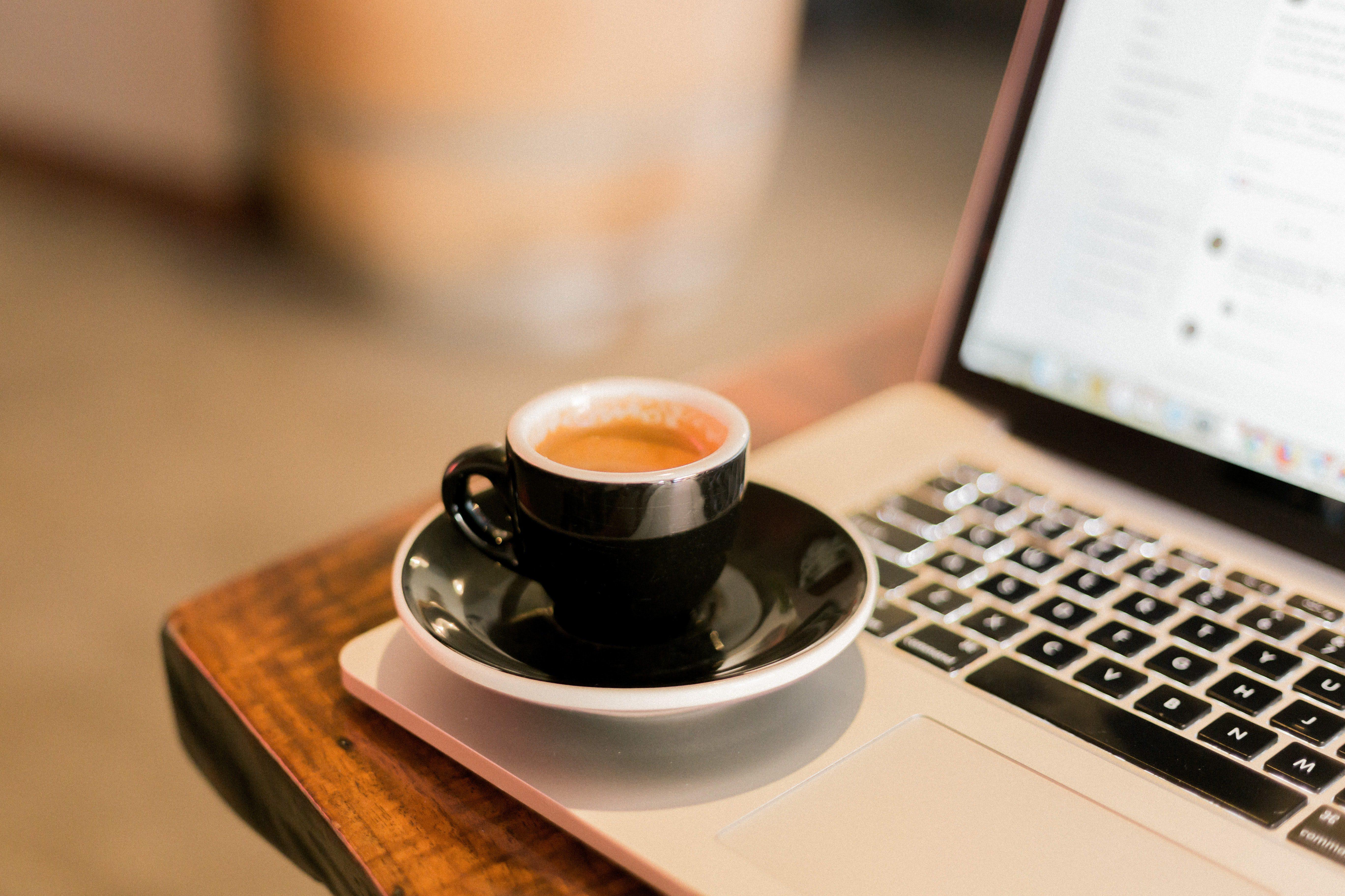 Coffee and Wikipedia
